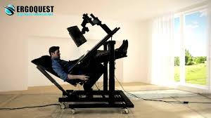 Alternative Office Chairs Altwork Station Alternative By Ergoquest Inc Youtube