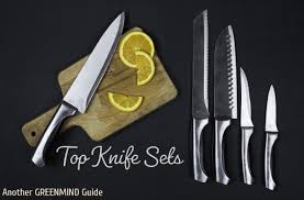 the top 10 kitchen knife sets delishably