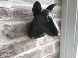 bull terrier ornament ebay