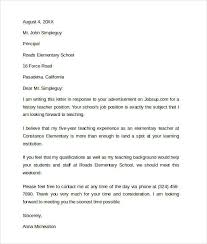 Sample Marketing Resume Professional Cover Letter Marketing Cover Letter Example