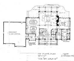 the st croix timber frame home floor plan blue ox timber frames