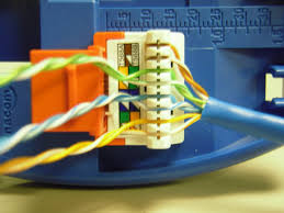 how to wire an ethernet wall socket and cat5 jack wiring diagram