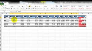 How Do You Do Excel Spreadsheets Tables Look Better In Excel