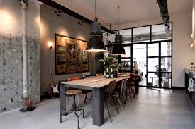 industrial theme industrial style dining room design the essential guide joyful