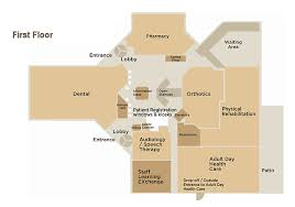 drug rehabilitation center floor plan ambulatory care center floor plans va pittsburgh healthcare system