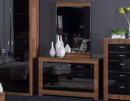 walnut bedroom furniture bedroom sweet black high gloss bedroom furniture bedrooms