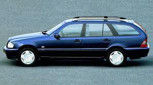 mercedes c class station wagon 7 mercedes america never got but should autoweek