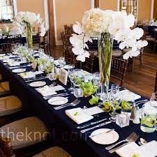 orchid centerpieces hydrangea and orchid centerpieces