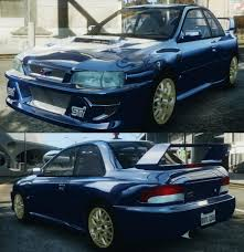 modded subaru impreza gta modding com download area gta iv cars subaru impreza 22b