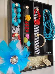 reuse household items for closet organization hgtv