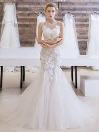 wedding dress mermaid trumpet mermaid wedding dresses cheap mermaid style bridal