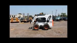 2004 bobcat s250 turbo skid steer for sale sold at auction