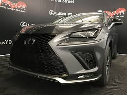 light gray lexus new 2018 lexus nx 300 4 door sport utility in edmonton ab l14060