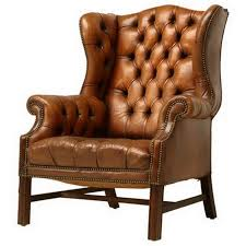 Blue Wingback Chair Design Ideas Chair Design Ideas Luxurious Leather Wing Chairs Regarding Winged