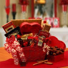 valentines baskets cupids choice valentines chocolates gift basket supreme gift baskets