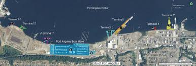 Sequim Washington Map by Port Of Port Angeles Wa Official Website Maps