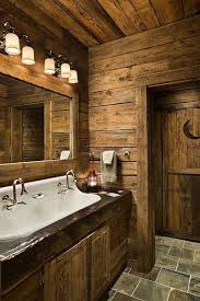 log cabin bathroom ideas bathroom if we a lake house or a log cabin this