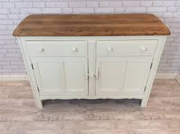 Kitchen Dresser Ideas Original Ercol Sideboard Stripped And Painted Looking Good