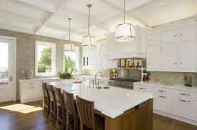 walnut kitchen island robert pendant transitional kitchen william