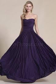 robe violette mariage robe de soirée longue violette pour mariage transformable 07154706