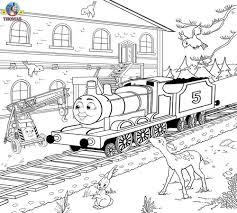 drawn railroad kid train pencil and in color drawn railroad kid
