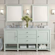 Bathroom Vanity Storage These Bath Vanities Deliver On Storage And Style Martha Stewart