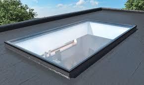roof stunning velux flat roof windows fixed flat rooflights