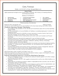 Hospital Housekeeping Supervisor Resume Sample by Warehouse Supervisor Resume Free Resume Example And Writing Download
