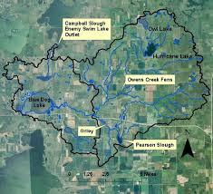 South Dakota lakes images Northeast south dakota glacial lakes watershed blue dog lake jpg