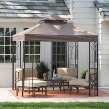 Hearth Garden Patio Furniture Covers by Gazebo The Garden And Patio Home Guide