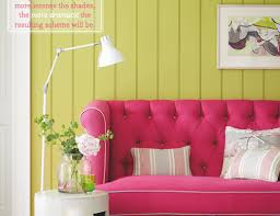 bright colour interior design contrasting interior design colour palettes archives bright bazaar