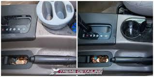 Vinyl Car Interior Interior Auto Detailing Services