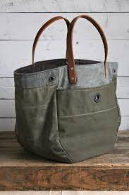 wwii era convertible canvas tote bag canvas tote bags