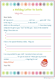official letters from santa printable santa letters crna cover letter