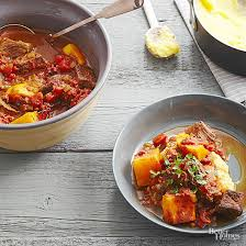 beef with butternut squash