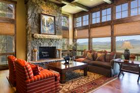 warmdesign living room best lodge living room decorating ideas rustic lodge