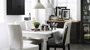 ikea table cuisine blanche ikea table salle a manger idées de design maison faciles
