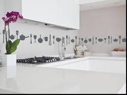 Kitchen Backsplash Tile Stickers Brilliant Spanish Kitchen Tile Backsplash Displaying Kitchen
