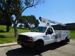 bucket trucks boom trucks in los angeles ca for sale used