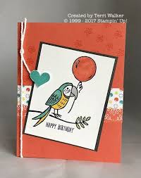 bird banter is a new set available in the occasions 2018 catalog