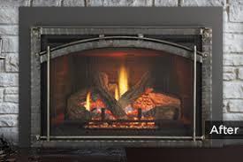 Propane Fireplace Heaters by Fireplaces Wood U0026 Gas Fireplaces U0026 Inserts Heat U0026 Glo