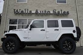 used 4 door jeep wrangler rubicon for sale used sold cars for sale warrenton va 20186 auto sales