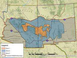 Map Of Albuquerque New Mexico by Feds Propose Expanding Gray Wolf Territory Conservationists Cry