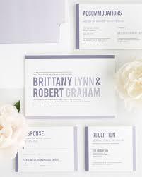 Wedding Invitations Information Modern Stack Wedding Invitations Wedding Invitations By Shine