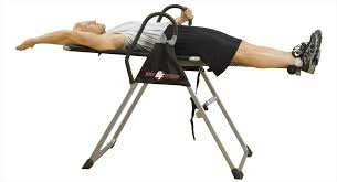 inversion table how to use inversion tables can soothe discomfort anxiety and also much more