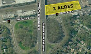 Garden State Parkway Map 370 North Avenue East The Goldstein Group Nj And Ny Retail Real