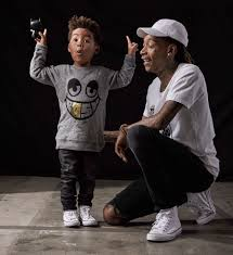 wiz khalifa announces bash clothing line inspired by son vashtie