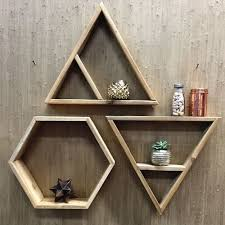 wall shelves hexagon shelves shelf wall restoration and wall decor