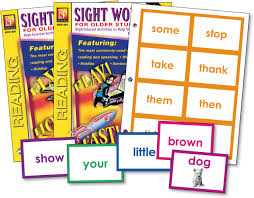 words cards basic sight words flash cards