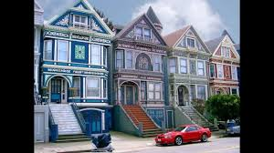 san francisco u0026 victorian architecture tour youtube